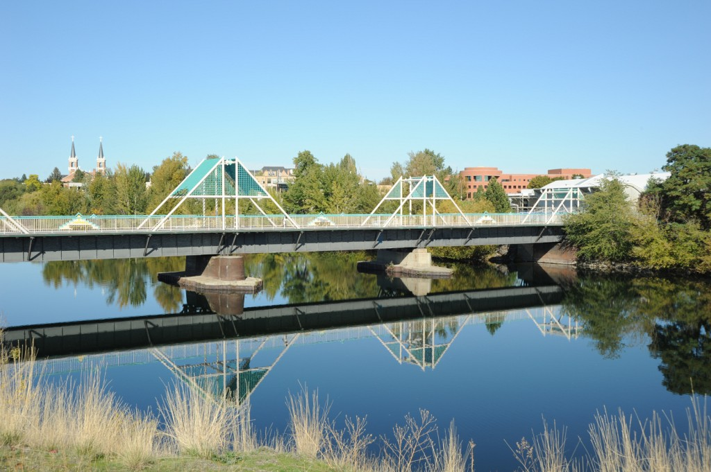 Kardong Bridge & Gonzaga University